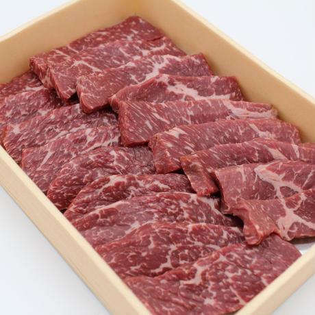 最高級飛騨牛もも肉焼肉用 【500g】5~7人前 最高級A4,A5ランクのみお届け|冷蔵