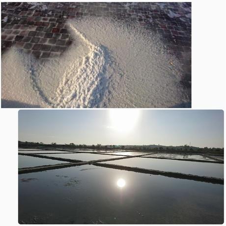 微生物が生きた2年熟成塩〜あとれとわの塩〜80g