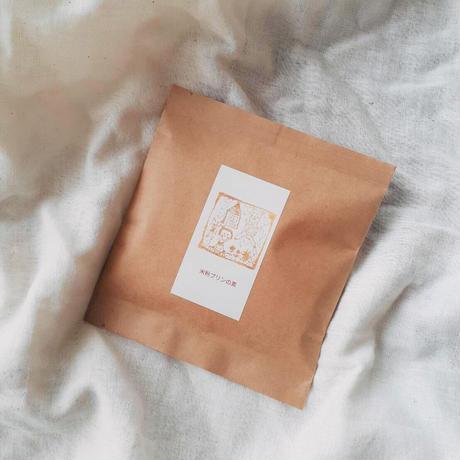 米粉プリンの素〜自然栽培天日干し米粉100%使用〜