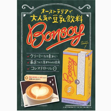 オーガニック調整豆乳~Bonsoy~