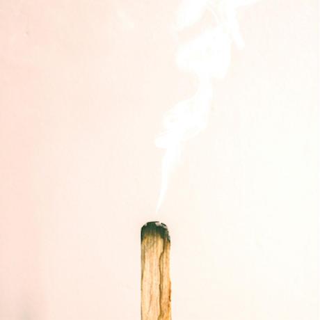 麻炭バスソルト[Meditation / パロサント] 500g