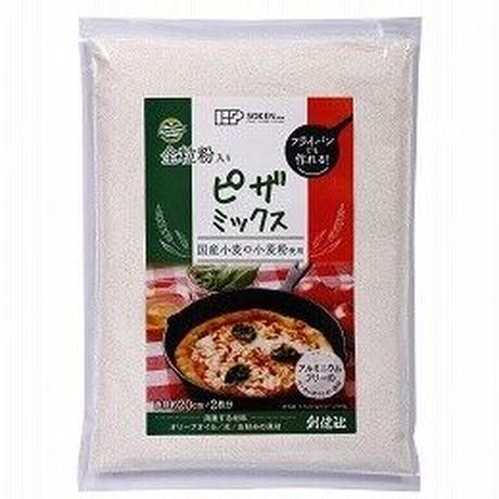 全粒粉入りピザミックス 200g 〜自宅で簡単手作りピザ〜