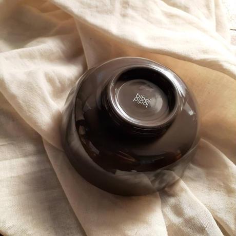 BAT SMALL BOWL 10cm バンブー竹のフェアトレードボウル『ビボル』(ハンドメイドin Vietnam)