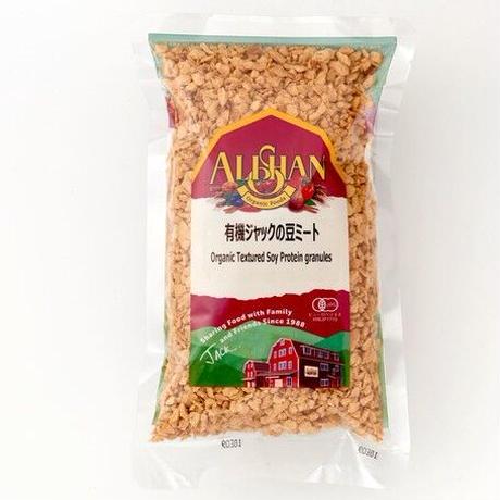 ジャックの豆ミート(有機大豆蛋白質) オーガニック 150g