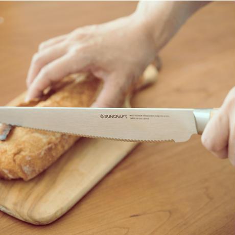 パン切りナイフ「せせらぎ」/左手用