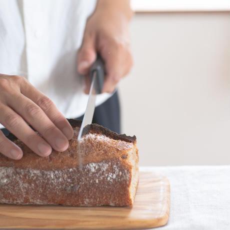 ブレッドナイフ(パン切り包丁)・左手用(左利き用)