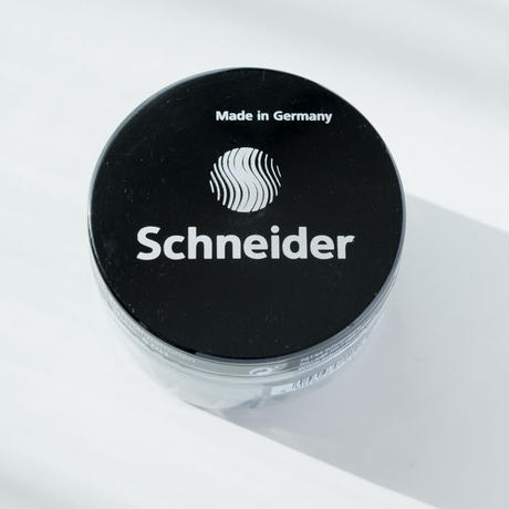 Schneider カートリッジインク黒(30本入)
