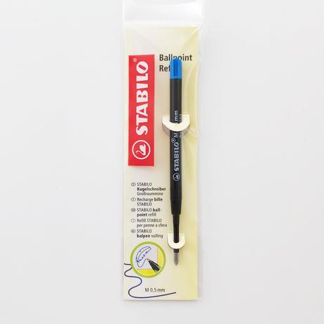 STABILO 油性ボールペン 替え芯