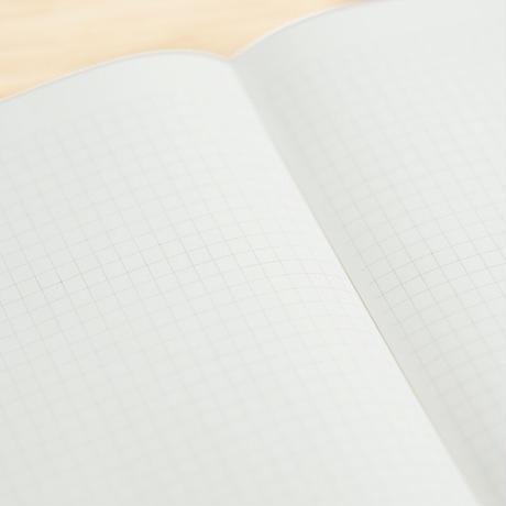 左ききの手帳2021(アイボリー)