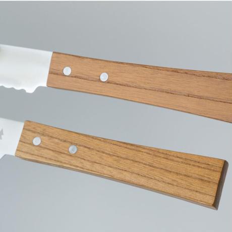 morinoki 左利きのパン切りナイフ(左手用ブレッドナイフ)