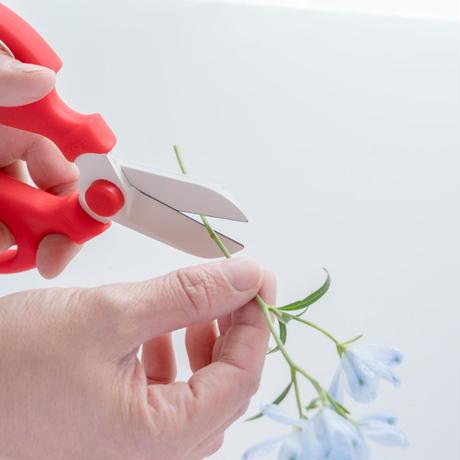 花ハサミ「ハンドクリエーション」 左手用(左利き用)