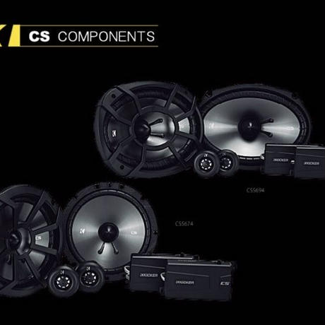 KICKER CS  COMPONENTS 16.5