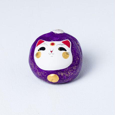 円満猫(紫) - En man neko