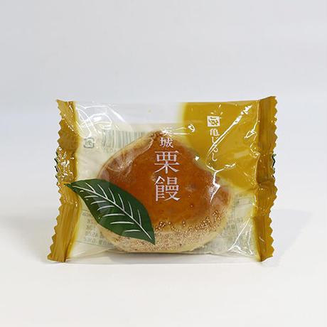 茨城 栗饅