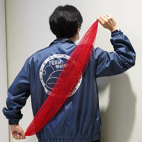 手作り 背中洗い網