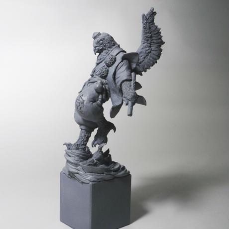 単品 「鴉天狗」マンスリーGK2020年7月号【印形】