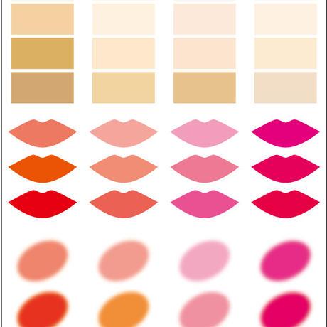 カラー診断シート