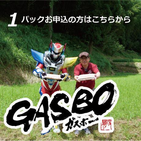 """超ロング粗挽きウインナー """"ガスボ-"""" 1本100g×10本"""