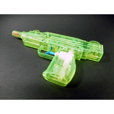 新品 デットストック品 水鉄砲 B【グリーン】
