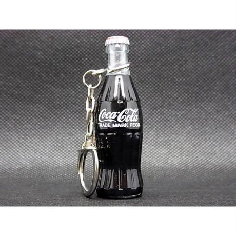 コカ・コーラ キーチェーン付きミニボトル