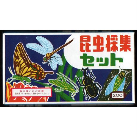 昆虫採集セット D
