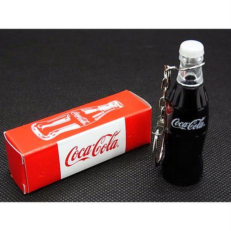コカ・コーラ キーチェーン付きミニボトル 現行品