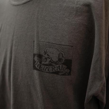 NEUTRAL×HIDEMO LONG SLEEVE T-SHIRT(2)