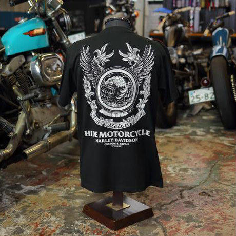Magical Design×Hide Motorcycle-T