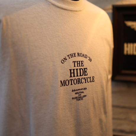 RG×HIDEMO ON THE ROAD'20 L/S TEE
