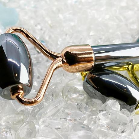美sha ˚✧₊美容約健康に効果 ˚✧₊高純度テラヘルツ ˚✧₊ローラー型かっさ˚✧₊