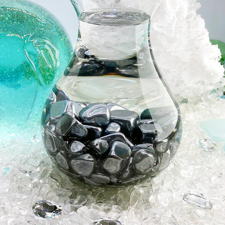 お肌の潤い健康✧♡美肌効果✧♡高純度テラヘルツ鉱石99.99% タブル:ラージLサイズ 250g