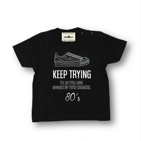「SNEAKERS」Tシャツ/KIDS/90/100