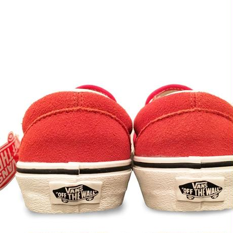 VANS slipon red / ladies size