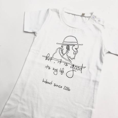 「HAT」ロンパース/BABY/80