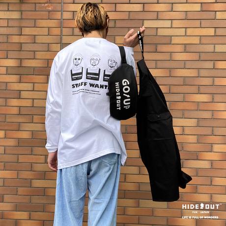 ウエストバック「GOUP」 BLACK / FREE