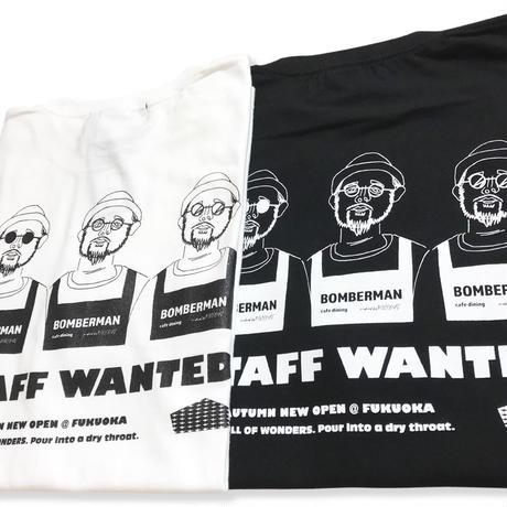 HIGH GRADE T-SHIRTS「cafe dining BOMBERMAN -3men」WHITE/M/L/XL
