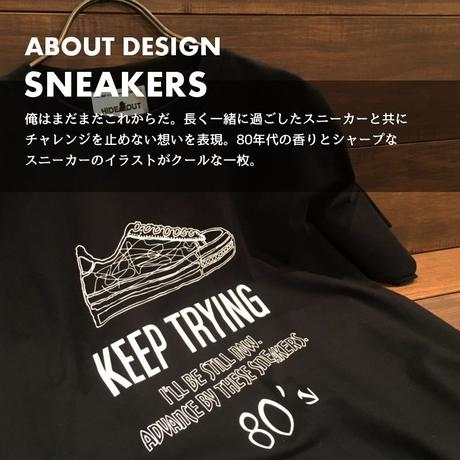 「SNEAKERS」ロンパース/BABY/70/80