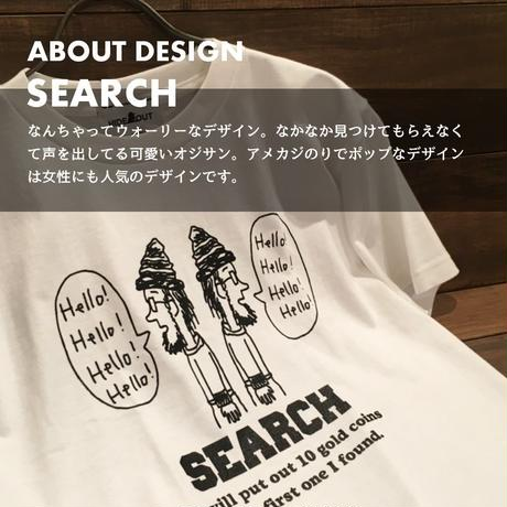 「SEARCH」ロンパース/BABY/70/80