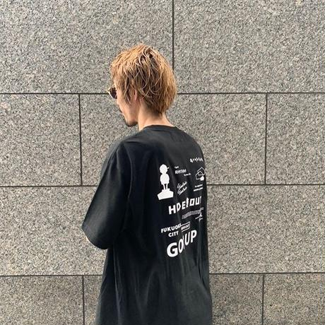 1P × バックプリント「SPECIAL」Tシャツ/WHITE/UNISEX/S/M/L/XL