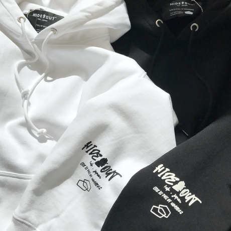 HEAVY ONZ PK「LOGO」 WHITE / BLACK / M / L / XL