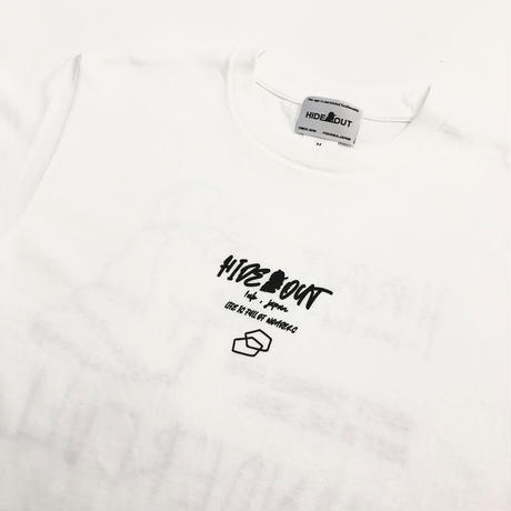 「DOG」Tシャツ/UNISEX/S/M/L/XL