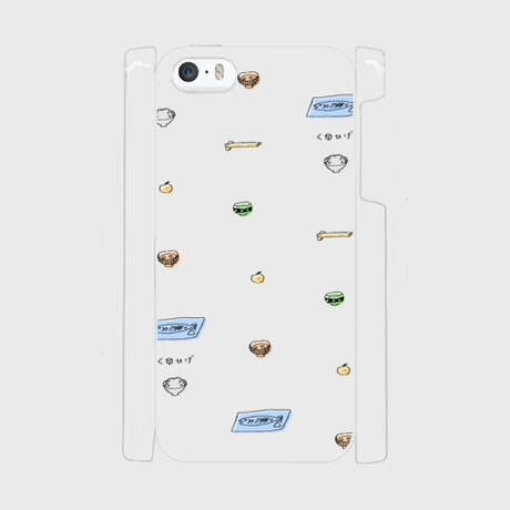 食卓 iPhone5/5sケース