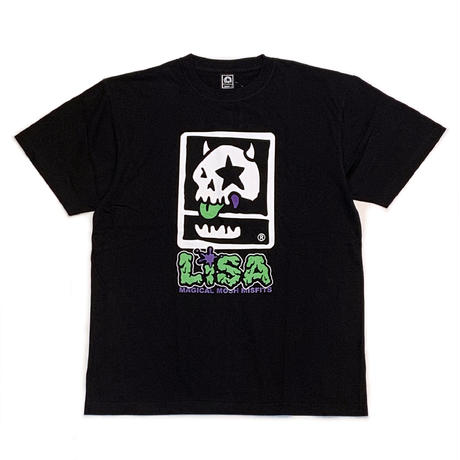 "LiSA x MxMxM ""MAGICAL MOSH LiSAFITS"" TEE"