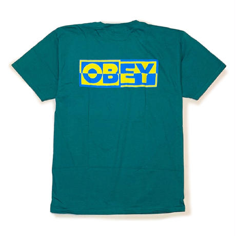 OBEY INSIDE OUT OBEY