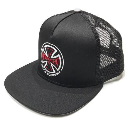 INDEPENDENT SNAP BACK MESH CAP