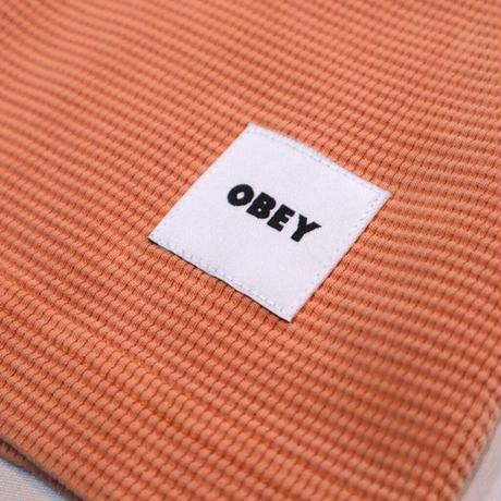 OBEY LABEL SUSTAIN THERMAL LST