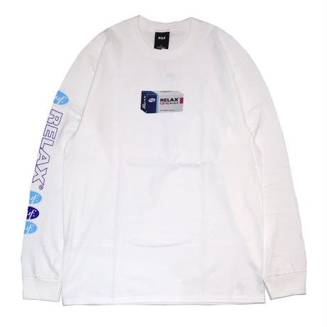 HUF RELAX L/S TEE