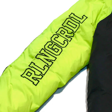 ROLLING CRADLE NEON PUFFY JACKET