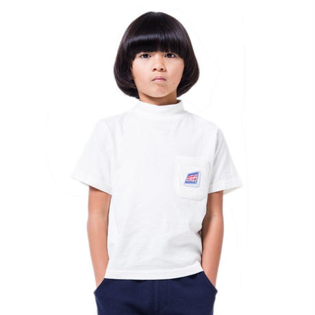 mock short sleeve  ( 90cm~110cm)