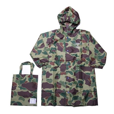 fun coat /camouflage M(110cm~120cm)